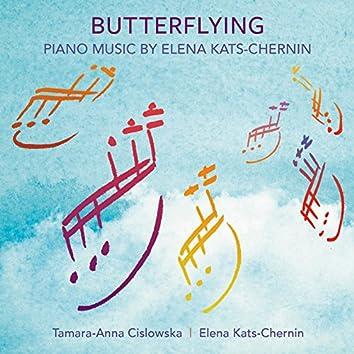Butterflying: Piano Music By Elena Kats-Chernin