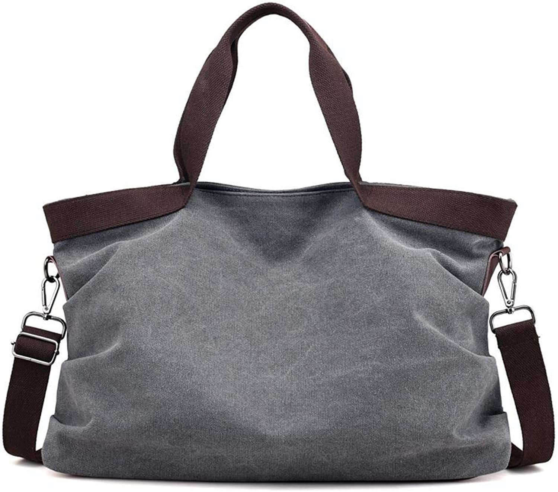WWAVE Mode-Tasche Neue Retro-Frauen Tasche große Kapazität Reisetasche Reisetasche Reisetasche Crossbody Umhängetasche B07H96FFCG  Hervorragende Eigenschaften 74a9f7