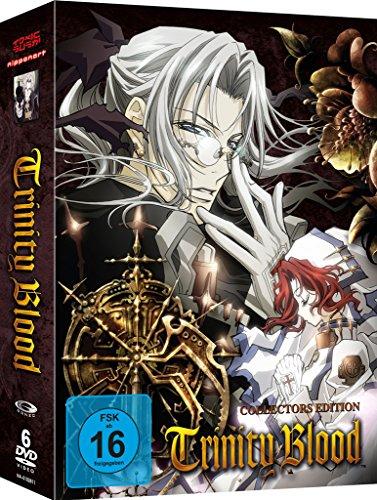 Trinity Blood - Gesamtausgabe (6 DVDs)