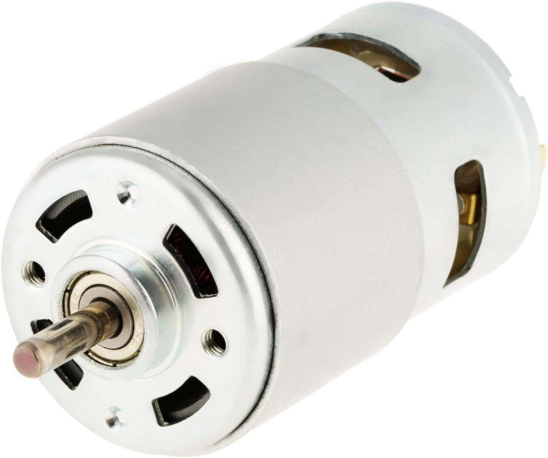 Electric Fan Motor 795 Regular dealer low-pricing 12V 16000RPM Bear Ball Double High Torque