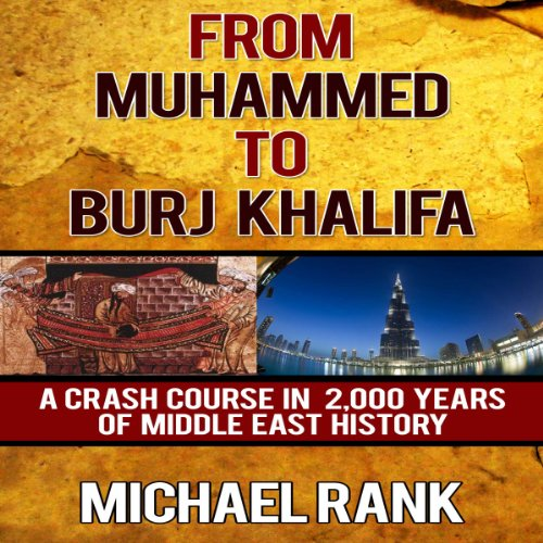 Couverture de From Muhammed to Burj Khalifa