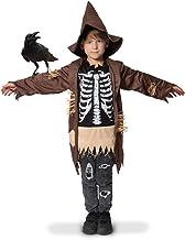 Espantapajaros Niño medidas 98-116 Talla S Halloween Carnaval Disfraz Niño Folat 63274