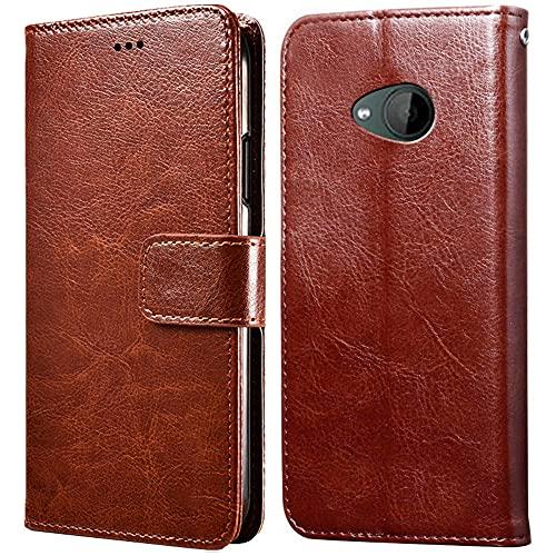 Hülle für HTC U11 Life,Handyhülle für HTC U11 Life,Klappbar Tasche Hülle,Standfunktion,Kartenfach,Silikon Bumper,Stoßfeste Schutzhülle Cover für HTC U11 Life(5.2