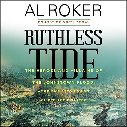 Ruthless Tide audiobook cover art