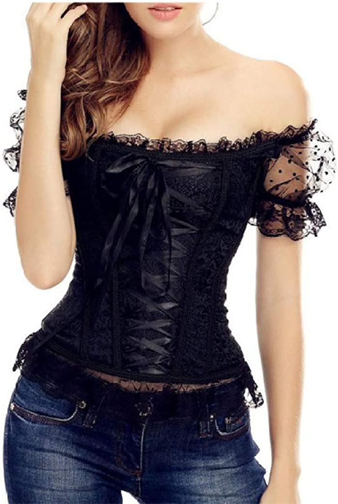 SENERY Women Waist Trainer Corsets Steampunk Corselet Gothic Clothing Sexy Lingerie Slimming Party Bustiers