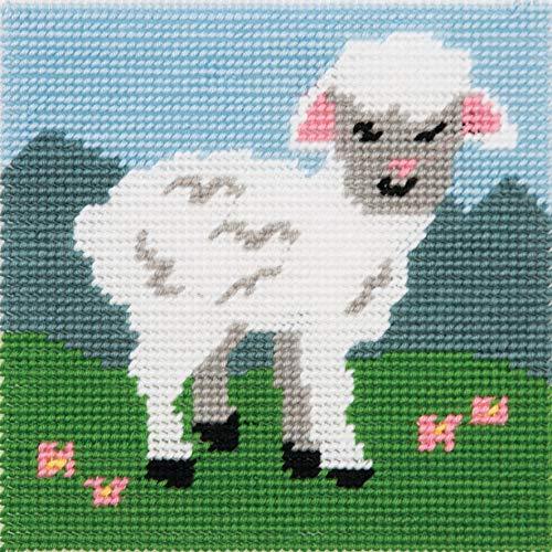 Anchor - Kit de tapiz (15 x 15 cm