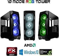Custom Built Budget Gaming Desktop 6 Core AMD FX 6300 GTX 1060 16GB RAM 480GB SSD Solit State PUBG SCUM Call of Duty Budget Gaming USB 3.0 WiFi