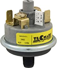 Tecmark Spa 3902 Series Universal Pressure Switch 1 Amp w/out Brass Fittings 3902