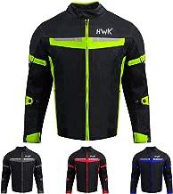 motorbike jacket sizes