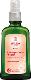 Weleda: Pregnancy Body Oil for Stretch Marks, 3.4 Fl Oz (Pack of 1)