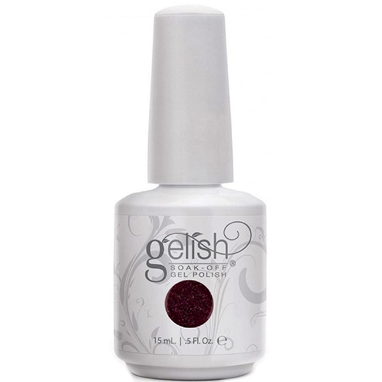 コンプライアンス落ち込んでいる裸Harmony Gelish Gel Polish - Sugar Plum Dreams - 0.5oz / 15ml