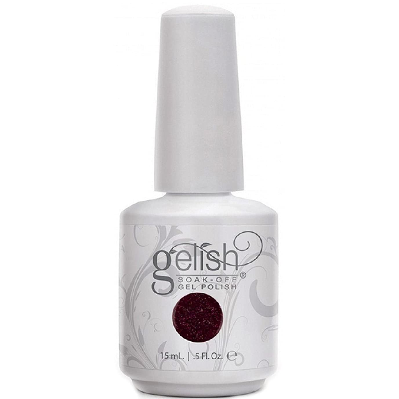 コンサルタント経済的起点Harmony Gelish Gel Polish - Sugar Plum Dreams - 0.5oz / 15ml