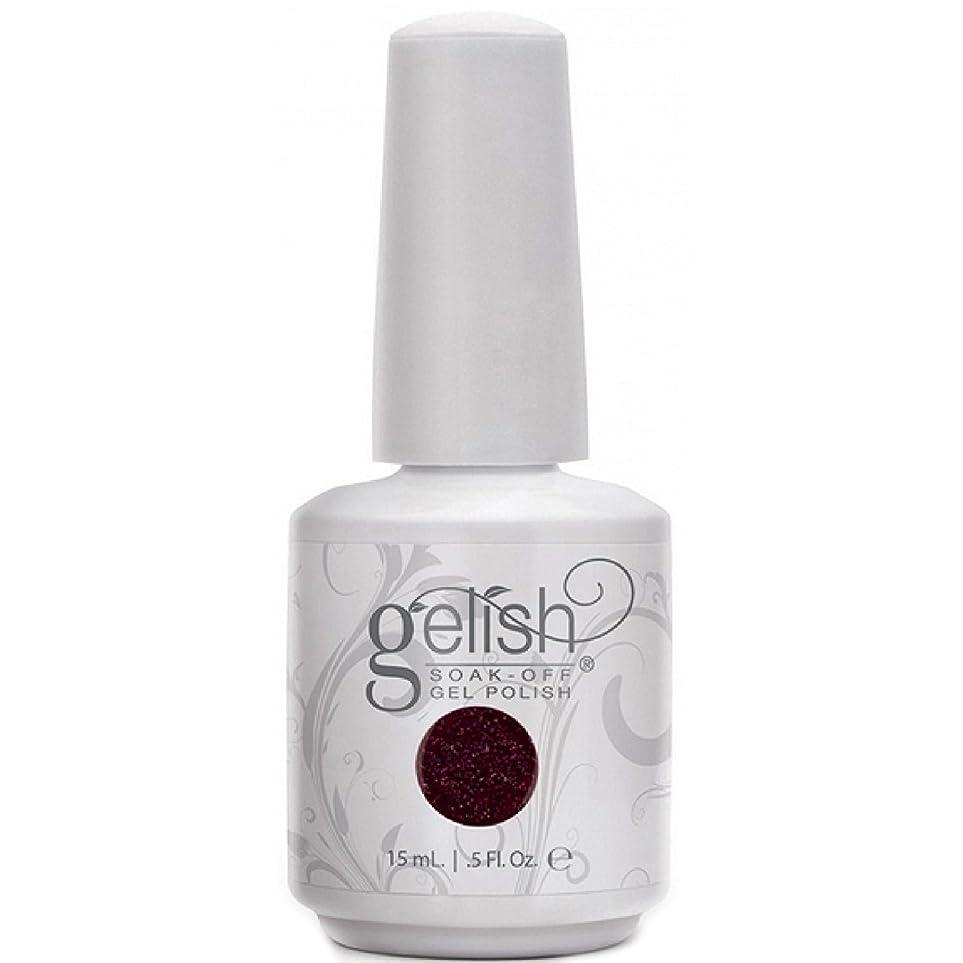 災害測定可能指Harmony Gelish Gel Polish - Sugar Plum Dreams - 0.5oz / 15ml