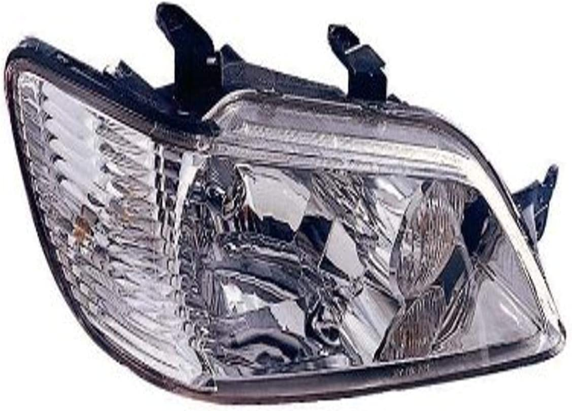 Special price for a limited time DEPO 314-1128R-AS Cheap mail order shopping Replacement Passenger Assembly Headlight Side