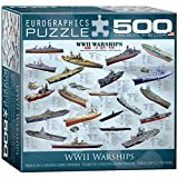 World War II Warships Puzzle, 500-Piece