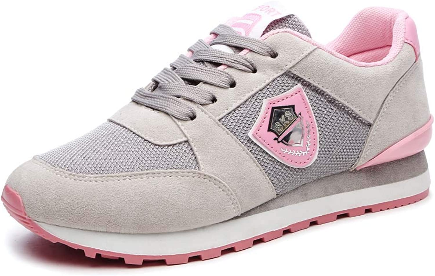 Women's Running shoes, Sports shoes, air Cushion Sports shoes, Lightweight Gym Fitness Walking shoes