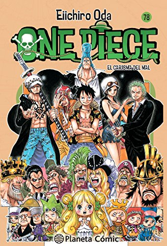 One Piece nº 78: El carisma del mal