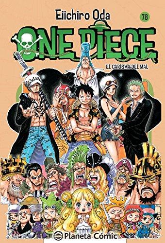 One piece 78, El carisma del mal (Manga Shonen, Band 78)