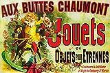 1art1 Historische Werbeplakate - Spielzeuge Poster 91 x 61