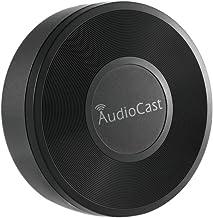 Docooler M5 AudioCast HiFi Receptor de la Música Airplay DLNA iOS y Android AirMusic 2.4G WiFi Audio Altavoz de Sonido Inalámbrico Spotify Streamer