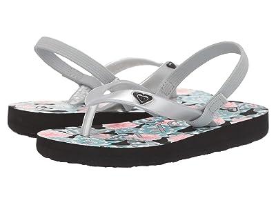 Roxy Kids Tahiti VI (Toddler) (Blue Coral) Girls Shoes