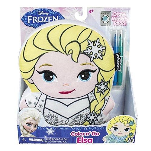 Inkoos la Reine des neiges Elsa Couleur et Go