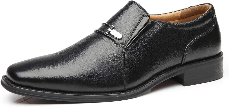 La Milano Men's Slip On Comfortable Superior Clas Daily bargain sale Loafers Business Casual