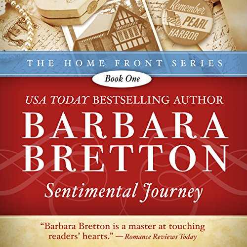 Sentimental Journey audiobook cover art