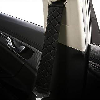 Comodi Cinghie di Guida per Alfa Romeo Mito Accessori Auto DAETNG 2Pcs Imbottiture Cintura di Sicurezza Effetto Morbido Cuscinetti di Protezione Maniche a Spalla Morbida