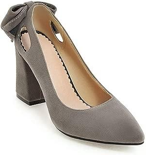 BalaMasa Womens APL12277 Pu Heeled Sandals