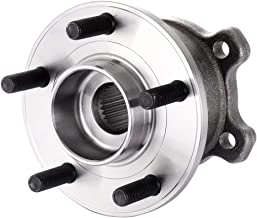 Aintier Front Wheel Hub Assembly fit for 2013-2018 Ford Escape 2015-2018 Lincoln MKC 5 Lugs Without ABS Hub Bearing ECP1148411
