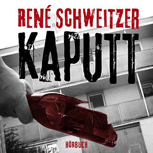Kaputt audiobook cover art