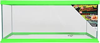 Zoo Med 78083 Reptihabitat Designer Terrarium, 20 Gallon, Neon Green