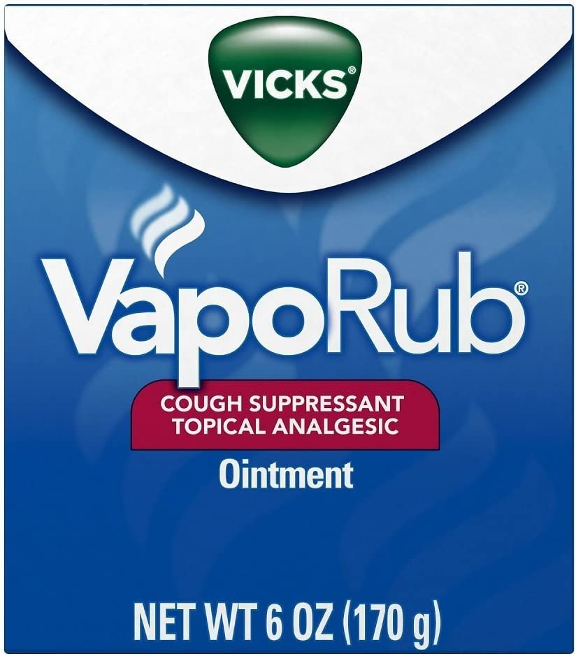 Vick's VapoRub Cheap mail order shopping Ointment 6 oz Pack low-pricing 2