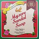 Jabón de sándalo Mysore 150g x 3