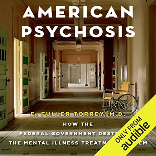 American Psychosis audiobook cover art