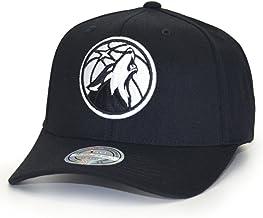 Mitchell /& Ness Chicago Bulls INTL617 Grey Monotone 110 Curved Flexfit Snapback Cap One Size