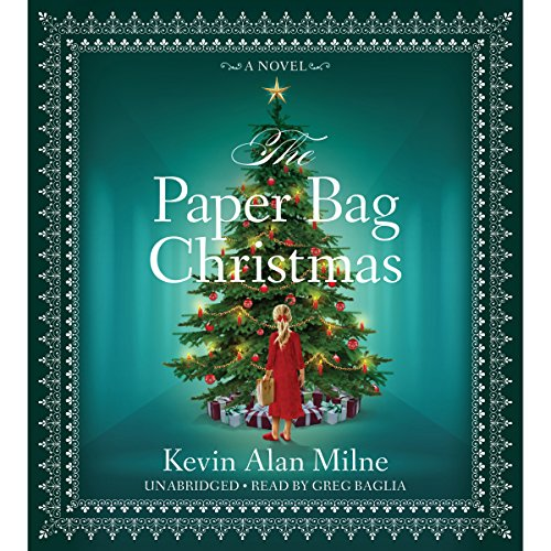 The Paper Bag Christmas audiobook cover art