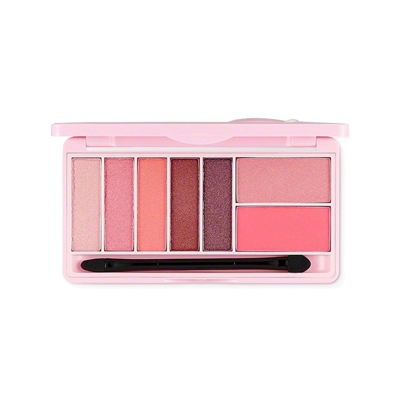 アンタゴニスト受け皿法廷The Face Shop スウィートアペックチャーモノポップアイズ Kakao FriendsThe Face Shop Sweet Apeach Mono Pop Eyes 9.5g/甘いアペサート (Pink Winking) [並行輸入品]