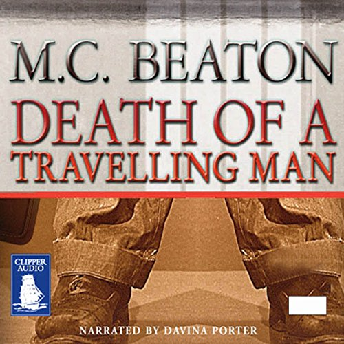 Death of a Traveling Man Titelbild