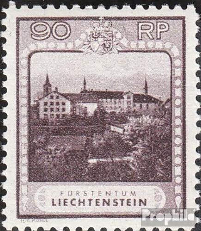 Liechtenstein 104A 1930 Landscapes (Stamps for collectors) Landscapes