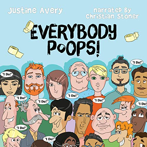 Couverture de Everybody Poops!