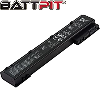 Battpit™ Laptop/Notebook Battery Replacement for HP ZBook 15 17 G1 G2 Mobile Workstation 708456-001 AR08 AR08XL E7U26AA HSTNN-C76C (4400mAh / 65WH)