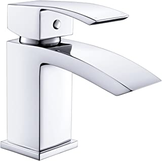 Sponsored Ad – Celala |Bathroom Brass Chrome Basin Sink Mixer Taps with 10 Years Warranty