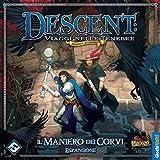 Giochi Uniti - Il Maniero dei Corvi, Espansione per Descent: Viaggi nelle Tenebre Seconda Edizione