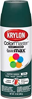 Best krylon fusion satin hunter green Reviews