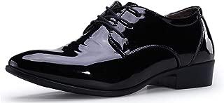 ZZHAP Mens Dress Black Size: 11.5