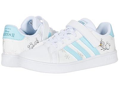 adidas Kids Grand Court (Little Kid)