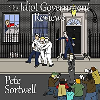 The Idiot Government Reviews audiobook cover art