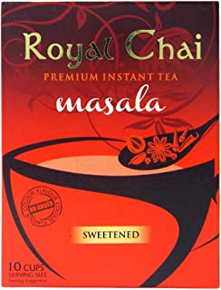 Royal Chai - Premium Instant Tea - Masala (sweetened) 220g x 2